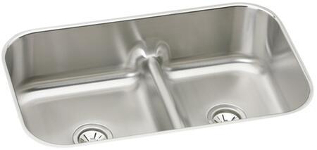 Elkay EAQDUH3421 Kitchen Sink