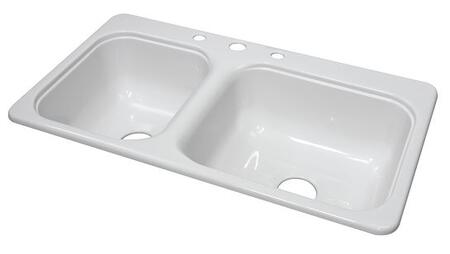 Lyons DKS01CB35 Kitchen Sink