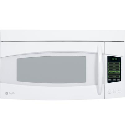 GE PVM2070DMWW 2 cu. ft. Capacity Over the Range Microwave Oven