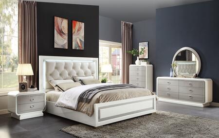 Acme Furniture Allendale 5 PC Set