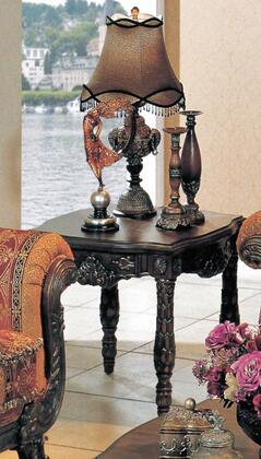 Yuan Tai SR6750END Sorrento Series Traditional  End Table