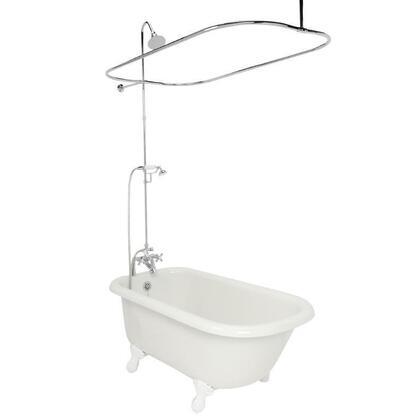 American Bath Factory T040CWH