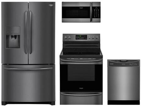 Frigidaire 811466 Gallery Kitchen Appliance Packages