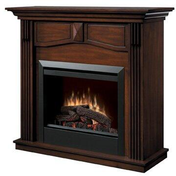 Dimplex DFP4765BW Holbrook Series Vent Free Electric Fireplace