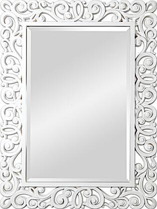 Ren-Wil MT879  Rectangular Both Wall Mirror
