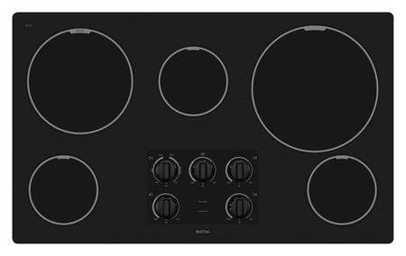 Maytag MEC7536WB  Electric Cooktop