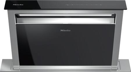 "Miele DA6881x 30"" Levantar Downdraft Ventilation Hood with Blower, Delayed Shutdown, Dishwasher-safe Stainless Steel Filter, 4 Fan Speeds, and LED CLearView Lighting, in Stainless Steel"