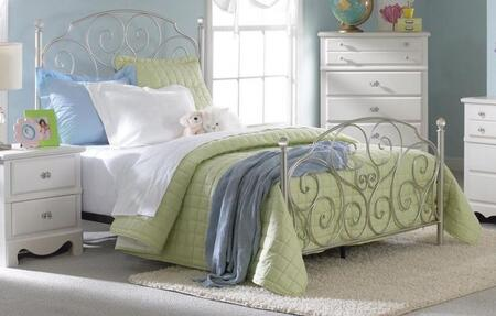 Standard Furniture 50281A Spring Rose Series  Full Size Panel Bed