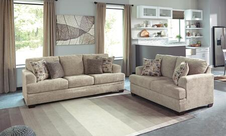 Milo Italia MI5968SLSISA Cierra Living Room Sets
