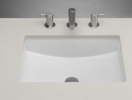 Ronbow 200520WH Bathroom Sink