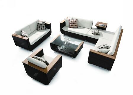 VIG Furniture VGHTH01V3 Modern Patio Sets