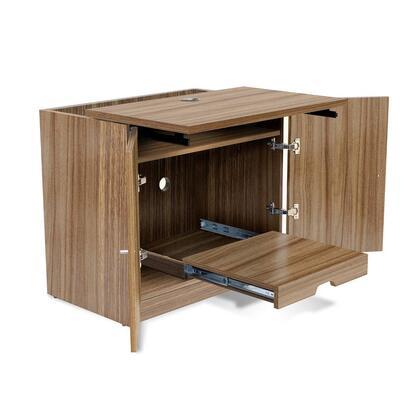 Unique Furniture C132203 PU Printer Cabinet
