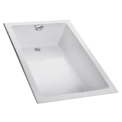 Toto FBY1550P#12 Sed Beige Drop in Cast Iron Tub