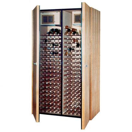 """Vinotemp VINO6002JB 51""""  Wine Cooler"""