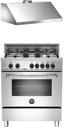 Bertazzoni 714862 Kitchen Appliance Packages