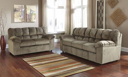 Milo Italia MI1429SLDUNE Leilani Living Room Sets