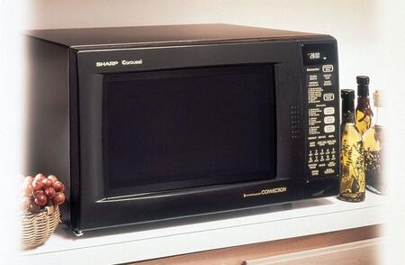 Sharp R930ak 1 5 Cu Ft Capacity Countertop Microwave