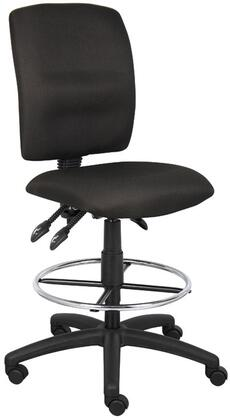 "Boss B1635BK 27"" Adjustable Contemporary Office Chair"