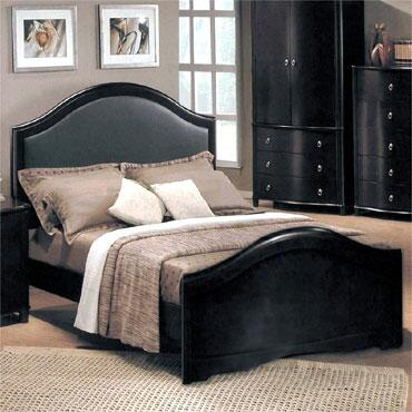 Yuan Tai SA2121K Panel Series  King Size Bed