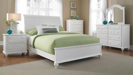 Broyhill HAYDENSLEIGHBEDQSET5 Hayden Place Queen Bedroom Set