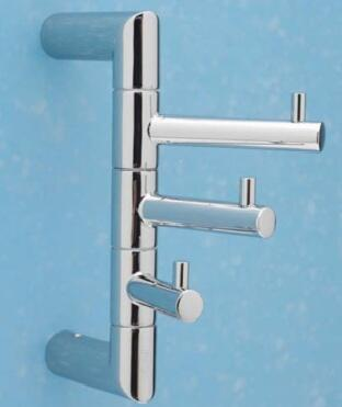 Rohl SY700 Modern Collection Multi-Robe/Towel Hook: