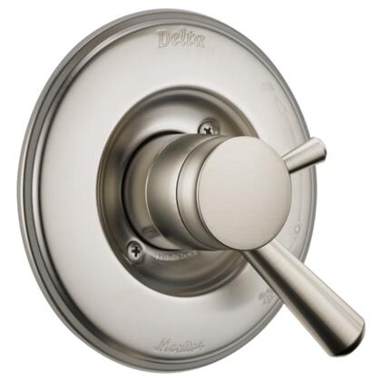 Linden T17093-SS Delta Linden: Monitor 17 Series Valve Only Trim in Stainless