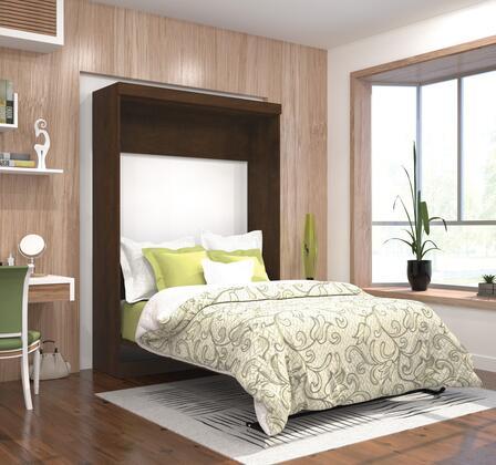 Bestar Furniture 26183 Pur by Bestar Full Wall bed