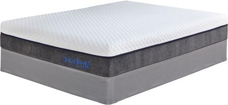 Milo Italia MF114210Q Chandley Hybrid Queen Mattress Sets