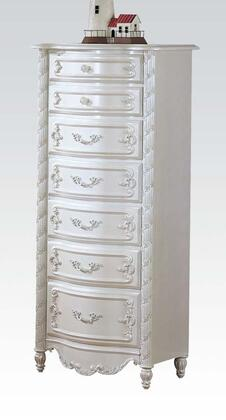 Acme Furniture 01004 Pearl Series Wood Chest