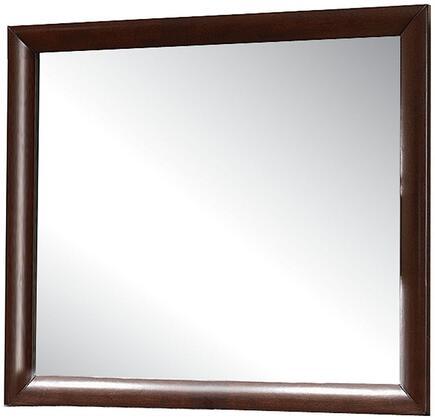 Acme Furniture 21454 Ireland Series Rectangle Portrait Dresser Mirror