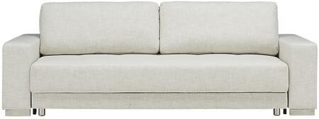 Casabianca TC1215BG Cole Series Chair Sleeper Fabric Sofa