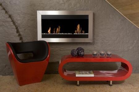 Bio-Blaze BBS24859L  Bioethanol Fireplace