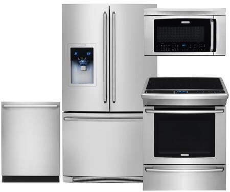 Electrolux 680221 Wave-Touch Kitchen Appliance Packages