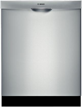 """Bosch SHE43RL5UC 24"""" 300 Series Built-In Fully Integrated Dishwasher"""