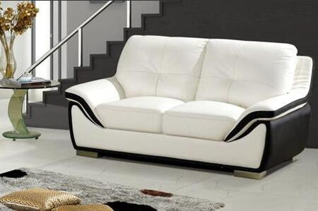 Chintaly DECATORLVS  Love Seat Loveseat