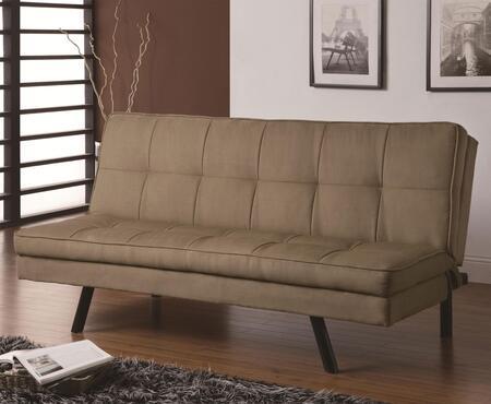 Coaster 300136  Convertible Fabric Sofa