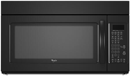 Whirlpool WMH2175XVB 1.7 cu. ft. Capacity Over the Range Microwave Oven