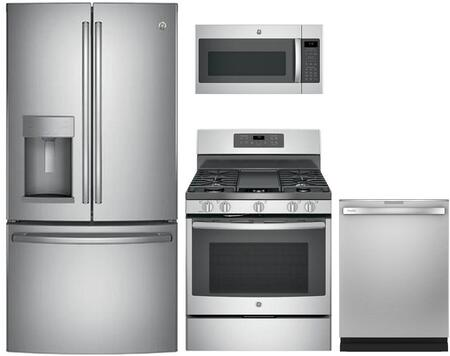 GE 869268 Kitchen Appliance Packages