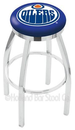 Holland Bar Stool L8C2C25EDMOIL Residential Vinyl Upholstered Bar Stool