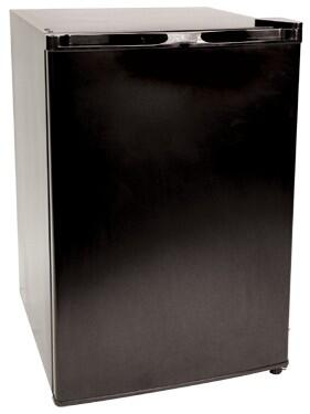 Haier ESRN046B  Freestanding Compact Refrigerator with 4.6 cu. ft. Capacity,  Field Reversible Doors
