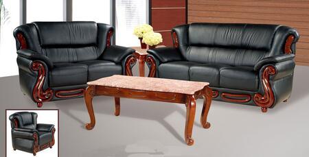 Meridian 632BLSLC Bella Living Room Sets