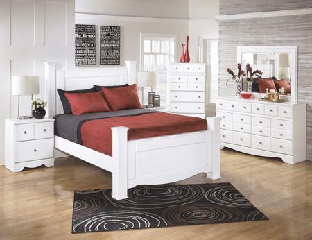 Milo Italia BR418QPSBDMC Waters Queen Bedroom Sets