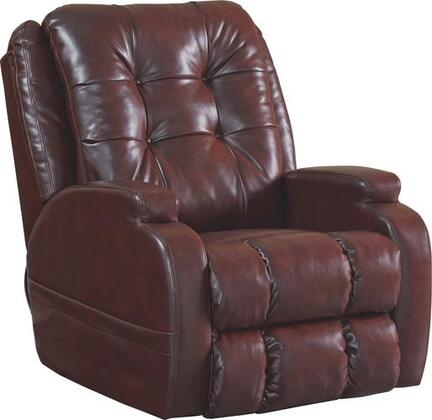 Catnapper 4855126340 Jenson Series Faux Leather Metal Frame  Recliners