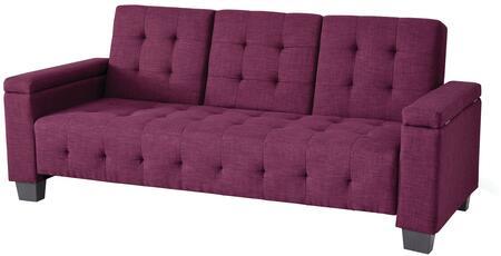 Glory Furniture G737S  Chair Sleeper Fabric Sofa