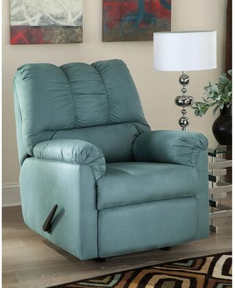 Flash Furniture FSD1109RECSKYGG Darcy Series Contemporary Microfiber Metal Frame  Recliners