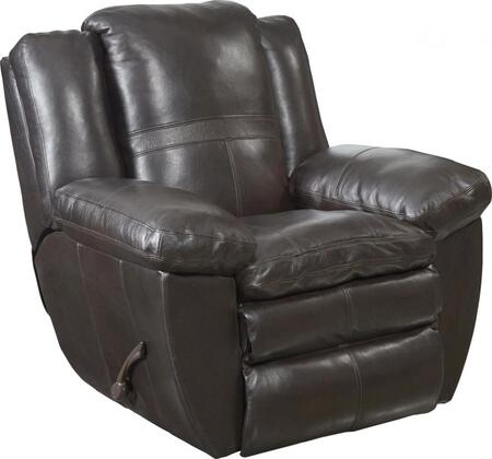 Catnapper 41906128309308309 Aria Series Contemporary Leather Metal Frame  Recliners