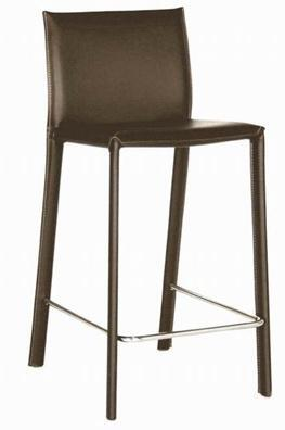 Wholesale Interiors ALC1822A65BROWN  Bar Stool