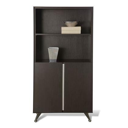 Unique Furniture 360ESP 300 Series Wood 1-2 Shelves Bookcase