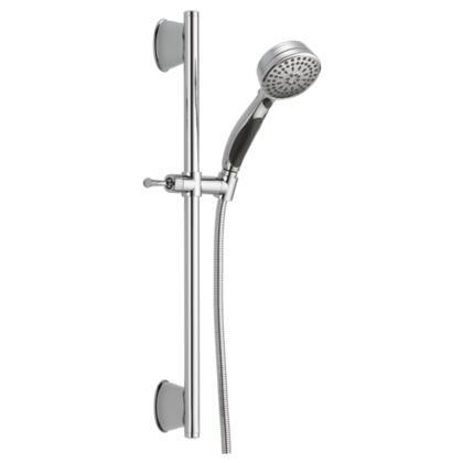 Universal Showering Components  51549 Delta: ActivTouch Slide Bar Hand Shower in Chrome