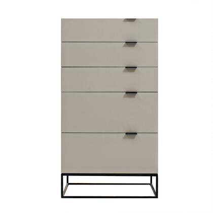 Argo Furniture CP1406AP04N36ASS4MP Devitto Series Wood Dresser
